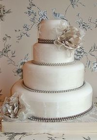 Wedding Cakes by Serendipity Cakes