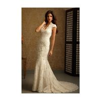 Allure Romance - 2455 - Stunning Cheap Wedding Dresses|Prom Dresses On sale|Various Bridal Dresses