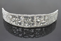 Fancy Alloy with Cute Rhinestone Wedding Tiaras