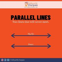 Some things go hand in hand ,let us know what are things which are always going in your parallel universe.