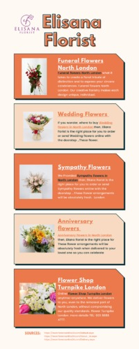 https://www.flowersonline24.com/Weddings.aspx If you wonder, where to buy Wedding flowers in North London then, Eliana florist is the right place for you to order or send Wedding flowers online with the doorstep '�'�'These flower arrangemen...