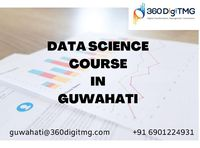 Data Science Course in Guwahati at 360DigiTMG is one of the most amazing courses for your career. Here at 360DigiTMG, we are providing you with the best Data Science Course and top faculty for delivering the training. We also provide after course support ...