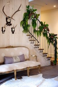 greige: interior design ideas and inspiration for the transitional home : Holiday magic