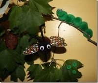 butterfly life cycle crafts