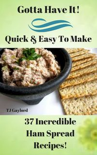 I've collected the most delicious and Best Tasting Ham Spread Recipesfrom around the world to use up your Holiday Left Over Ham. Ham spread sandwiches are an excellent way to use leftover ham. There are as many ways to do ham salad as the day is...