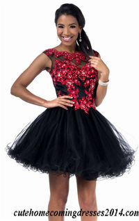 Short Lace High Neck Homecoming Dress Epic Formals 3818