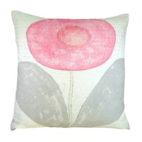 Happy Flower Pillow by Sugarboo $153.00