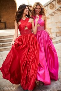 Sherri Hill Satin 51621
