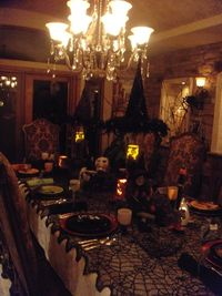 All Hallow's Eve Soiree