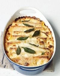Delicious and convenient, this baked-pasta dish is an irresistible all-in-one dinner.