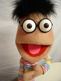 Professional Puppet Patterns, Puppet Building Tutorials, and Materials...... Love his glasses
