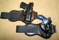 Impressive Ankle Holsters.