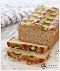 Kiwi and Banana Bread - Curtis Stone