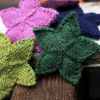 Valley Yarns 509 Knit Stars || Free Pattern || in Northampton Sport at Webs