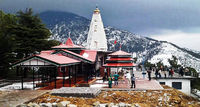 Chamunda Temple Is very Nice Place To Visit Inside Of Dharamshala Hotels  The temple consists of many other forms of Gods and Deities where spiritual rituals are daily performed. A nearby park is situated by the main temple where one can sit under the t...