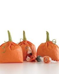 Your guests won't know which one to pick -- every pumpkin in this patch hides delicious contents.