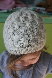 Honey Hat by Hannah Fettig, via Flickr