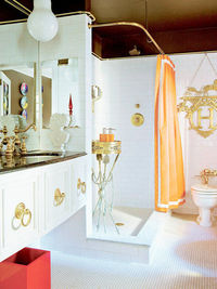 Inspiration bathroom color schemes & ideas.