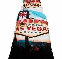 Argos Las Vegas Bedding Set - Single Go to sleep under the city skyline with this Las Vegas duvet set. The world famous welcome sign provides a dramatic and artistic piece of bedding. perfect for any bachelor pad. Set includes 1 duvet co http://www.compar...