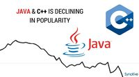 Java and C++ is Declining in Popularity