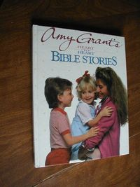 Amy Grant's Heart to Heart Bible Stories (1990) for sale at Wenzel Thrifty Nickel ecrater store