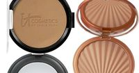 Just a few brushes of bronzer swept across your skin and your entire look can be changed; your entire face is warmed up with a bronzed look to it. Bronzer is su