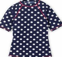 Boden Short Sleeve Rash Vest, Sailor Blue Spot 34673251 A sporty rash vest with short sleeves so you can feel the sun on your skin while youre tackling the surf. http://www.comparestoreprices.co.uk//boden-short-sleeve-rash-vest-sailor-blue-spot-34673251.a...