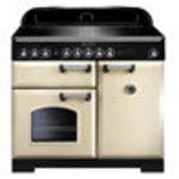 Rangemaster CDL100EI range cookers in Cream Electric Range Cooker with Induction Hob (Barcode EAN=5028683095934) http://www.MightGet.com/january-2017-11/rangemaster-cdl100ei-range-cookers-in-cream.asp