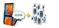 Want to know the best solution to convert MSWMM to MP4, WMV, AVI, FLV, MP3 and any other video and audio formats? Here's a detailed tutorial.