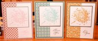 3 More Blooming With Kindness cards by klikes - Cards and Paper Crafts at Splitcoaststampers