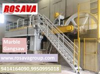 Marble Gangsaw for Marble / Granite India Rosava Engineering Group http://www.rosavagroup.com/multi-blade-gangsaw-machine.html  Rosava Engineering Group is the leading manufacturer and exporter of Marble Gangsaw in India. Marble Gangsaw machine is high...