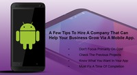 How To Choose A Good Android App Company?
