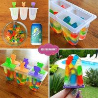 Gummy Bear Pops - funny pictures #funnypictures