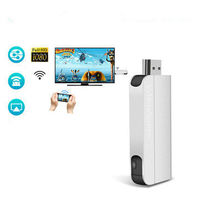 Bakeey K2 1080P 2.4GHz Wireless WiFi HDMI Adapter Display Dongle Receiver For Airplay Miracast DLNA