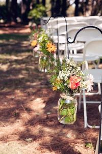 Bells Tennessee Wedding Chris & Adrienne Scot, Photographers Outdoor Tented Southern Blue Coral Jonathan Kendrick Martina Liana Amsale Bella Bridesmaid Rustic