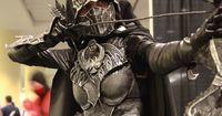 Your Daily Cosplayer:  Skyrim Warrior from Fan Expo 2012