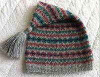 Ravelry: Project Gallery for Elfin Peak pattern by Mary Jane Mucklestone