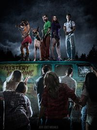 Scooby-Doo vs Apocalipse Zumbi | Awesome idea from Jeff Zoet really !!!