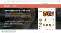 Readymade Grocery Store Script 