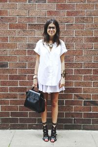 Leandra Medine, forever killing it.