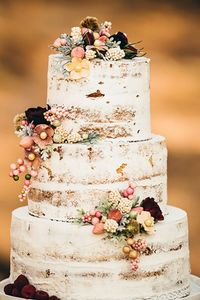 Do you planning a country wedding? Do you have a cake in mind? We have a wonderful list of rustic wedding cakes fresh ideas.