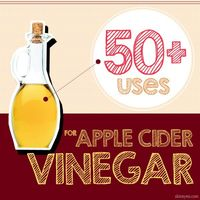 See how Apple Cider Vinegar can be used for health, beauty and around the house.