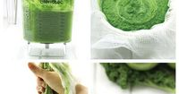 Don't have a juicer? No problem! Here's a step-by -step tutorial on how to make green juice in your blender!