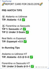 Free Football Tips and Predictions - https://www.tipsportal.com/preview-tips