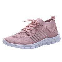 CHAMSGEND New Fashion Breathable Women's Mesh sports shoes Lightweight running shoes comfortable casual shoes $28.6220% off code: fairytale