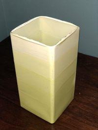 Green Ombre Vase $20.00