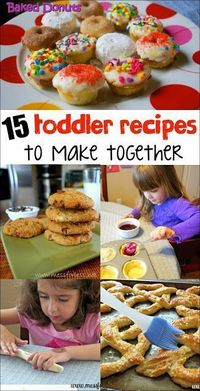 Pinterest Facebook Twitter Google+ Yummly Email Print StumbleUponI started cooking with my kids when they were quite young. Even if a toddler can't make an enti