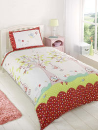 Generic Sweet Little Birdies Double Duvet Cover and The perfect duvet for little girls. Cute bird design. 48% cotton, 52% polyester. http://www.comparestoreprices.co.uk//generic-sweet-little-birdies-double-duvet-cover-and.asp