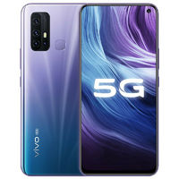 vivo Z6 5G CN Version 6.57 inch FHD+ Android 10 5000mAh 44W Super Flash Charge 48MP Quad Rear Cameras 8GB 128GB Snapdragon 765G Octa Core Smartphone