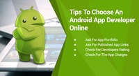 How To Choose An Android Tablet App Developer Online?